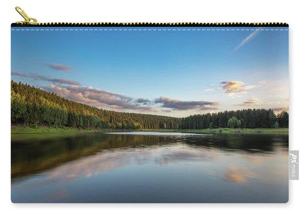Mandelholz, Harz Carry-all Pouch
