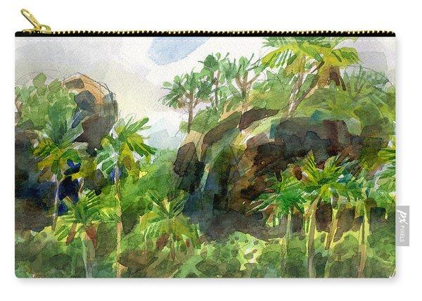 Mangaia Cliffs Carry-all Pouch