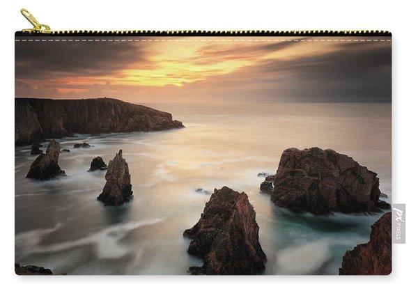 Mangersta Sea Stacks Carry-all Pouch