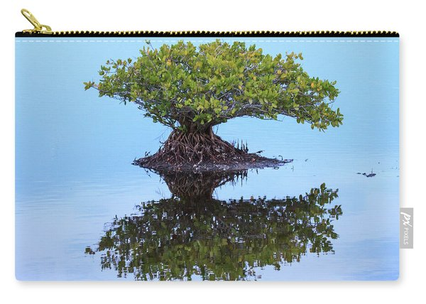 Mangrove Reflection Carry-all Pouch