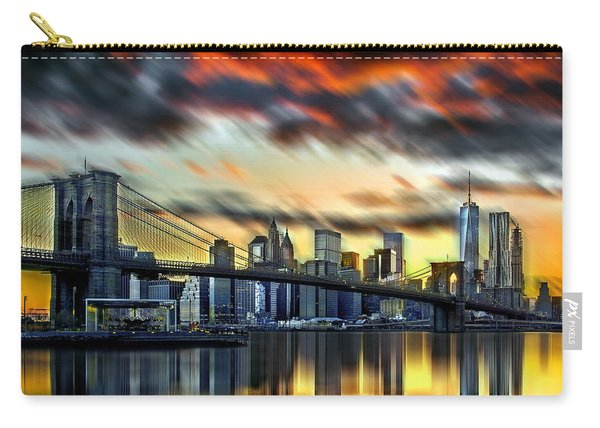 Manhattan Passion Carry-all Pouch