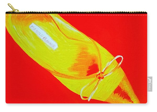 Manolo Carry-all Pouch