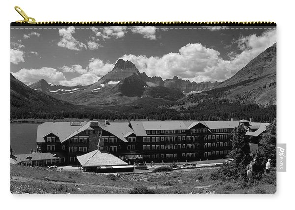 Many Glaciers Hotel  Carry-all Pouch