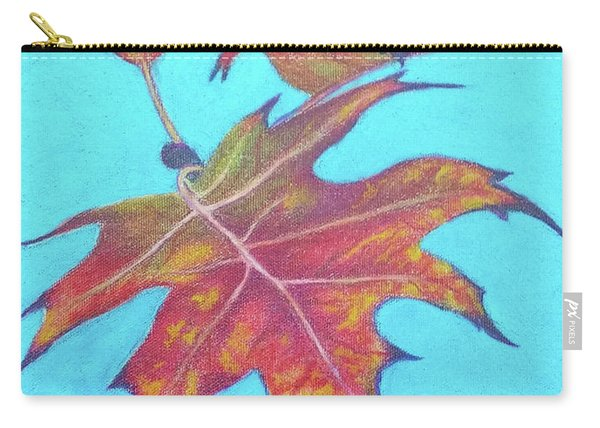 Drifting Into Fall Carry-all Pouch