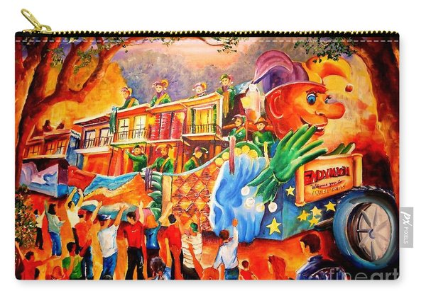 Mardi Gras With Endymion Carry-all Pouch