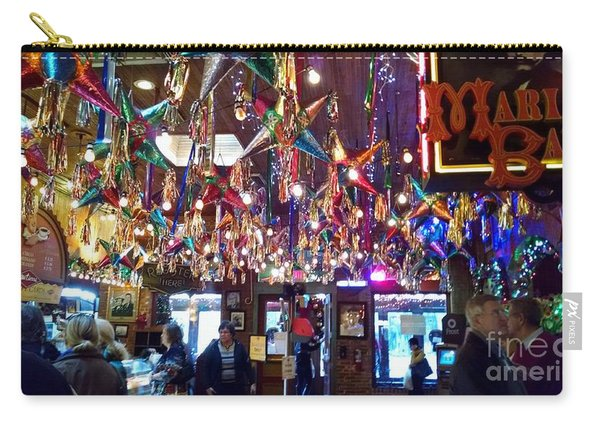 Mariachi Bar In San Antonio Carry-all Pouch