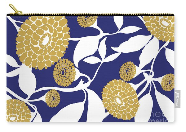 Marigolds II Carry-all Pouch
