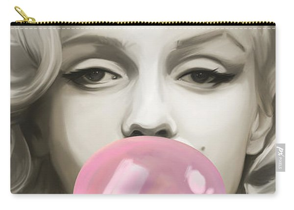 Marilyn Bubbles Carry-all Pouch