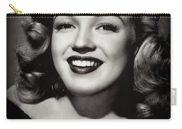 Marilyn Ingenue Carry-all Pouch