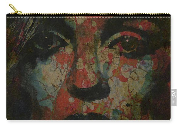 Marilyn Monroe @ I Need You Carry-all Pouch