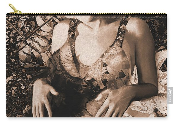 Marilyn Monroe 126 A 'sepia' Carry-all Pouch