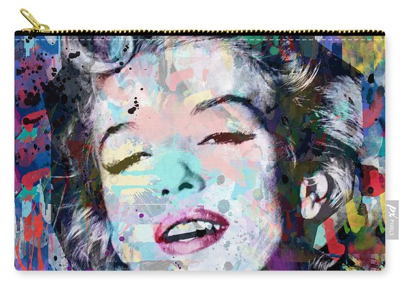 Marilyn Monroe  9 Carry-all Pouch