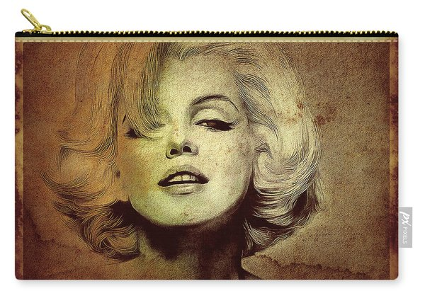 Marilyn Monroe Star Carry-all Pouch