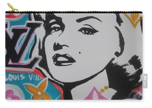 Marilyn Vuitton Carry-all Pouch