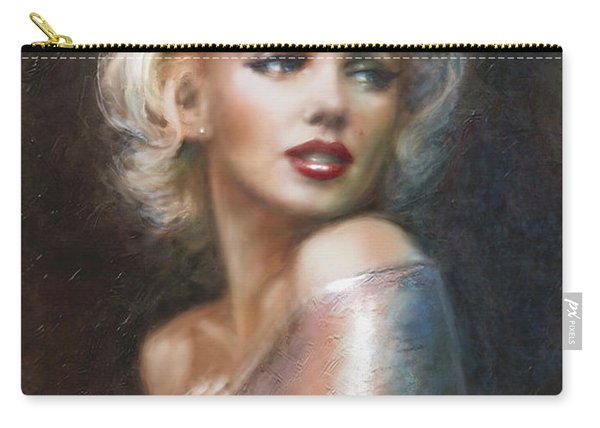 Marilyn Ww Soft Carry-all Pouch