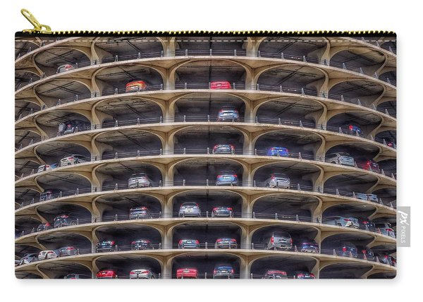 Marina City Chicago Carry-all Pouch