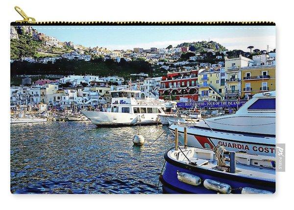 Marina Grande - Isle Of Capri Carry-all Pouch