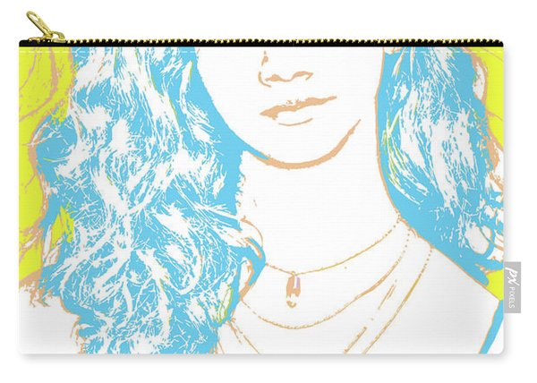 Marina Nery Pop Art Carry-all Pouch