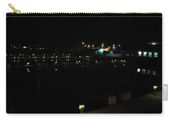 Marina Nights Carry-all Pouch