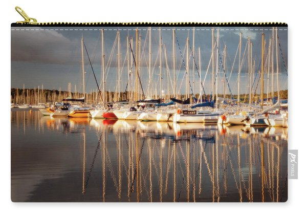 Marina Sunset 6 Carry-all Pouch