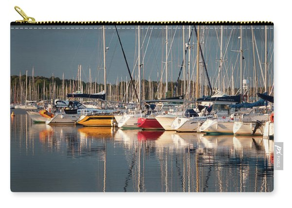 Marina Sunset 8 Carry-all Pouch