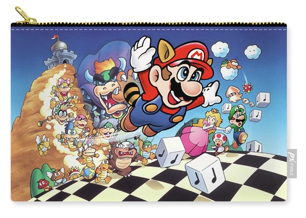 Mario Carry-all Pouch