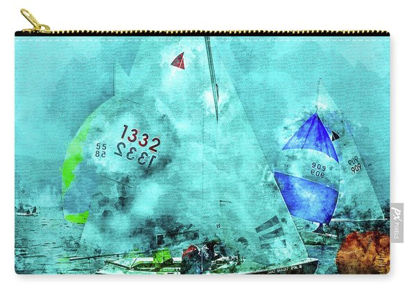 Maritime Number One Carry-all Pouch