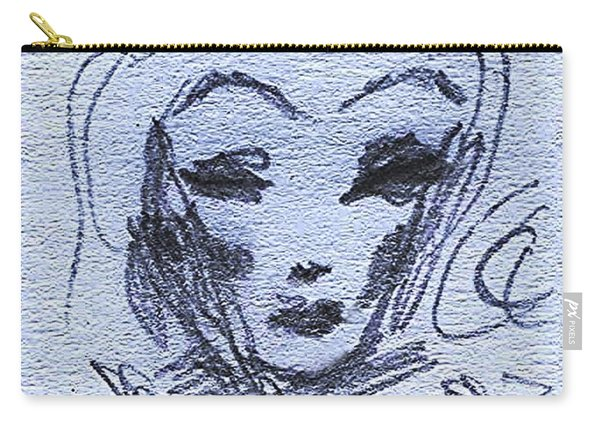 Marlene  Carry-all Pouch