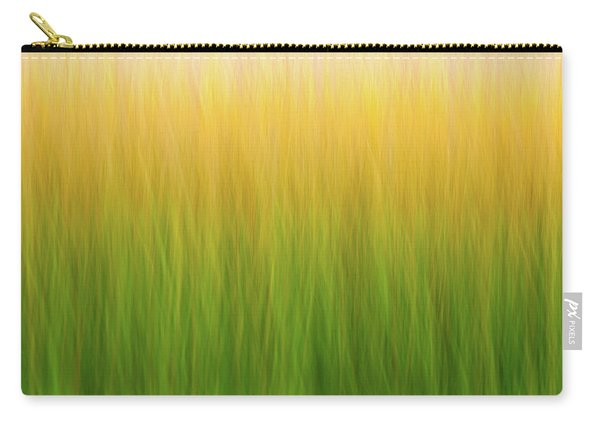 Marsh Grass Carry-all Pouch