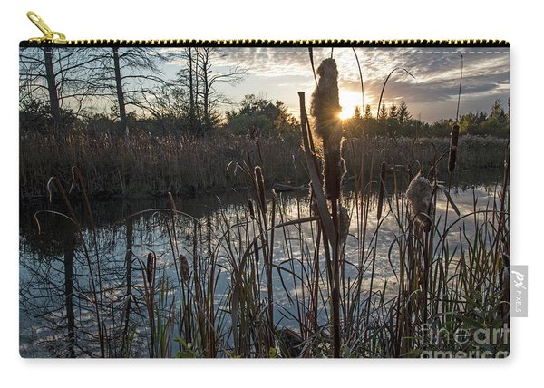 Marsh-pond-rawlinsonpark Carry-all Pouch