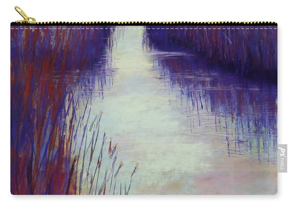 Marshy Reeds Carry-all Pouch