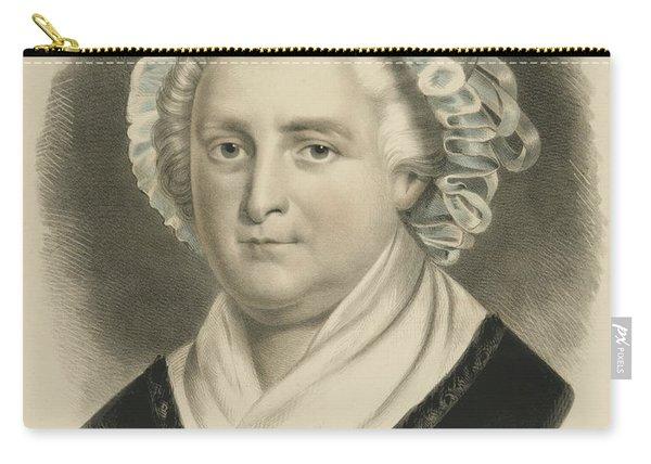 Martha Washington  Carry-all Pouch
