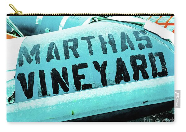 Marthas Vineyard Carry-all Pouch