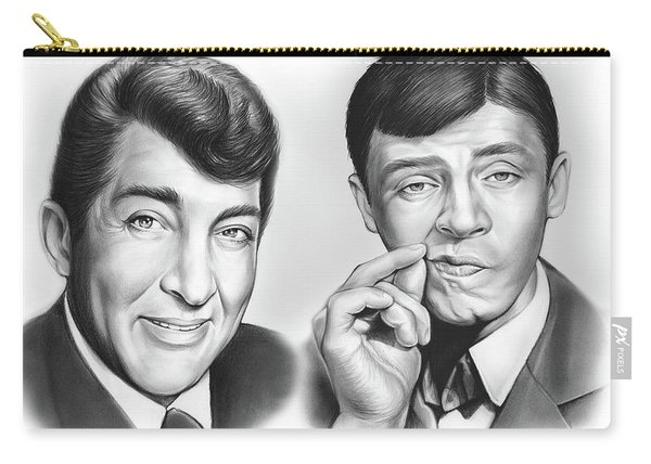 Martin And Lewis Carry-all Pouch