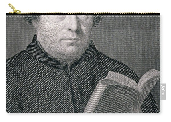Martin Luther Carry-all Pouch