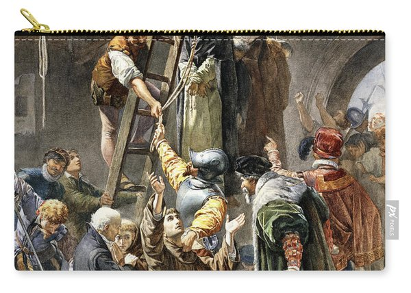 Martyrs Of Gorkum Carry-all Pouch