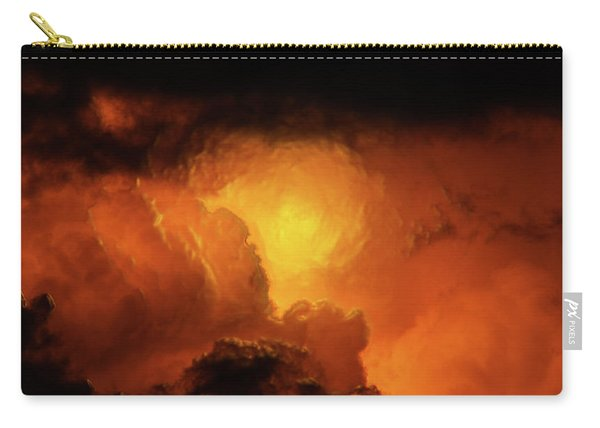 Marvelous Clouds Carry-all Pouch