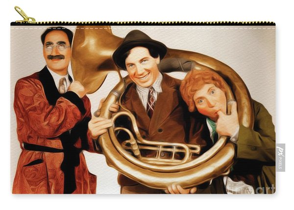 Marx Brothers Carry-all Pouch