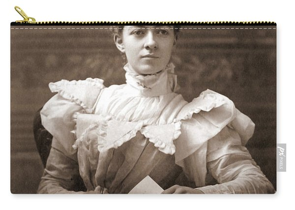 Mary Engle Pennington, American Chemist Carry-all Pouch