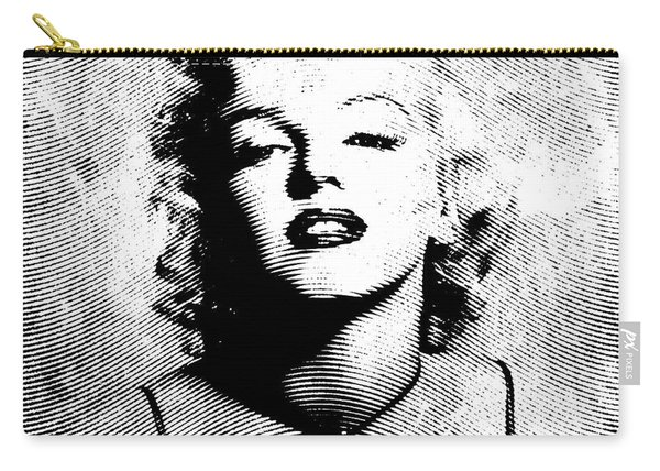 Marilyn Monroe - 04a Carry-all Pouch