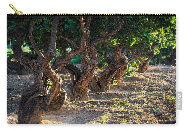 Mastic Tree   Carry-all Pouch