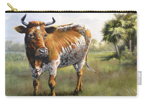 On The Florida Prairie Matilda Carry-all Pouch