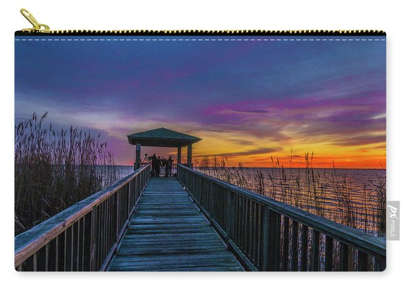 Mattamuskeet Lake Carry-all Pouch