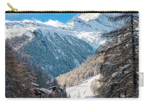 Carry-all Pouch featuring the photograph Matterhorn  by Brian Jannsen