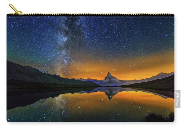 Matterhorn By Night Carry-all Pouch