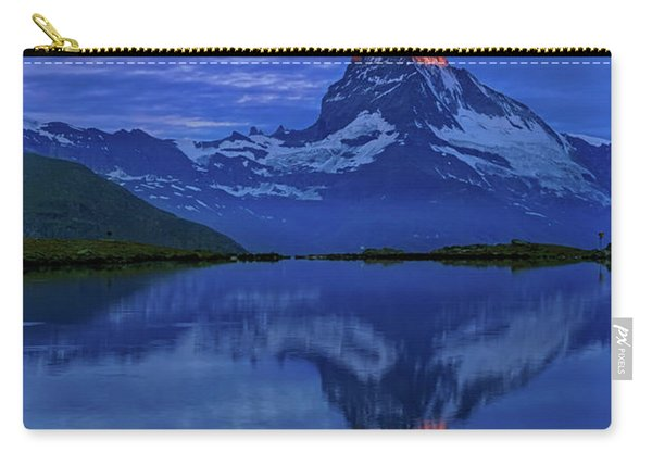 Matterhorn Sunrise Carry-all Pouch