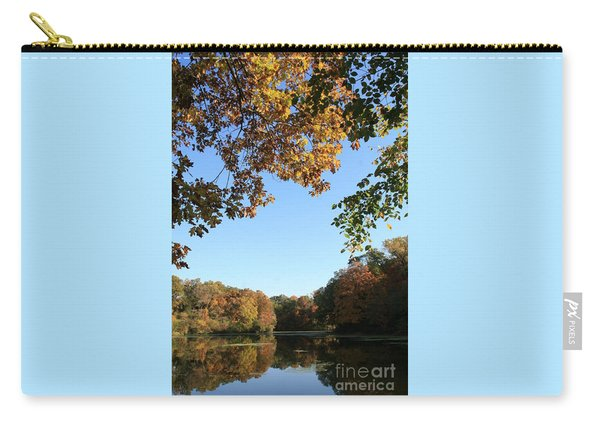 Matthiessen Lake In Autumn Carry-all Pouch