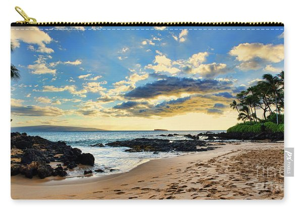 Maui Sunset Panorama Carry-all Pouch
