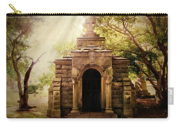 Mausoleum  Carry-all Pouch