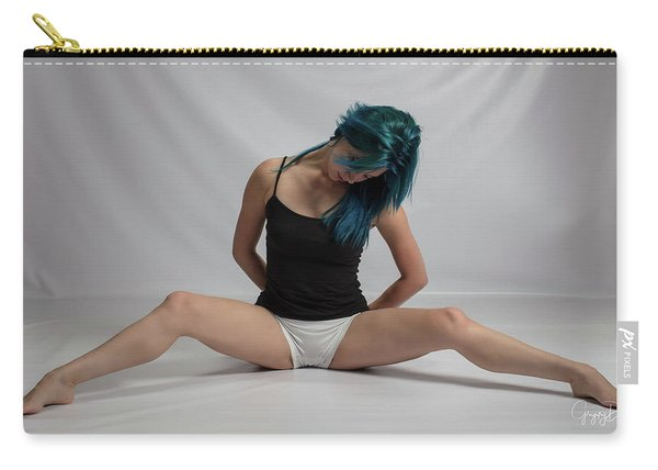 Maxina Stretching Out Carry-all Pouch